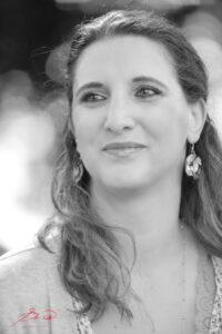 Jessica Etter titolare e fondatrice di Dog Inn Art